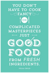 Image - good food from fresh ingredients